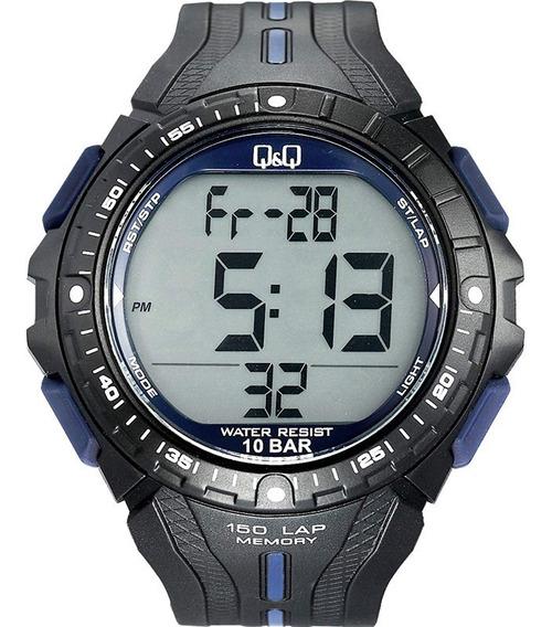 Relógio Q&q Masculino Original Garantia Nota M102j003y