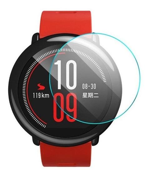 Película De Vidro Xiaomi Amazfit Pace Relógio Smartwatch