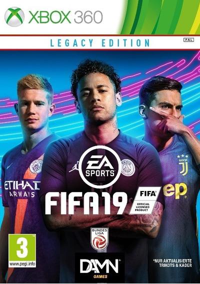 Fifa 19: Legacy Edition Xbox 360