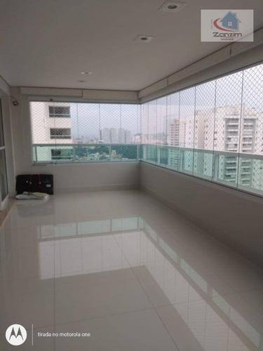 Apartamento Com 4 Dormitórios À Venda, 240 M² Por R$ 1.880.000,00 - Centro - São Bernardo Do Campo/sp - Ap0749