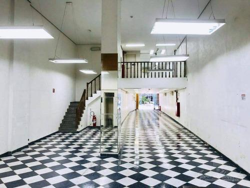 Imagem 1 de 9 de Loja Para Alugar, 318 M² Por R$ 15.000/mês - República - São Paulo/sp - Lo1389