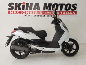 Dafra Citycom 300i 2013 Branco Impecável