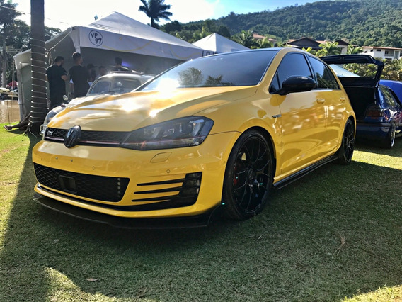 Golf Gti Alemão Com Pacote Premium