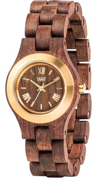 Relógio Wewood - Criss Mb - Choco Gold - Wwcr09
