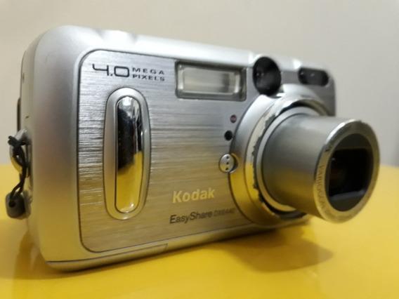 Câmera Digital Kodak Dx 6440 Com Defeito