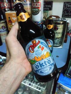 Cerveza Colorado Okto Con Caju Importada Brasil,caballito