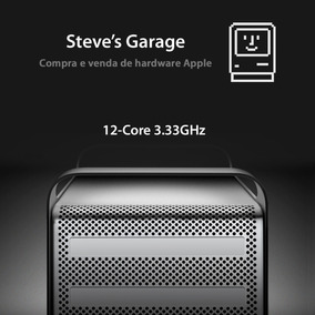 Mac Pro 12 Core 3.33ghz, 96gb Ecc, 500gb Nvme, Vega 56 8gb