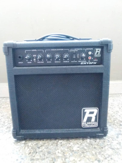 Amplificador Randall-- $$70-- Despacho Desde Caracas