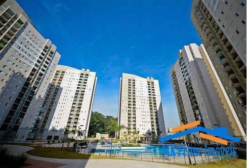 Imagem 1 de 9 de Lindo Apartamento / Financia / 02 Dormitórios / Andar Alto - 1824