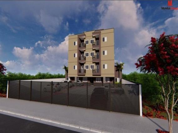 Sorocaba - London Residencial - Apartamento Com 2 Quartos Jardim Europa - 29924