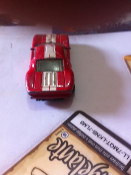 Carrinho De Ferro Ford Gt Matchbox