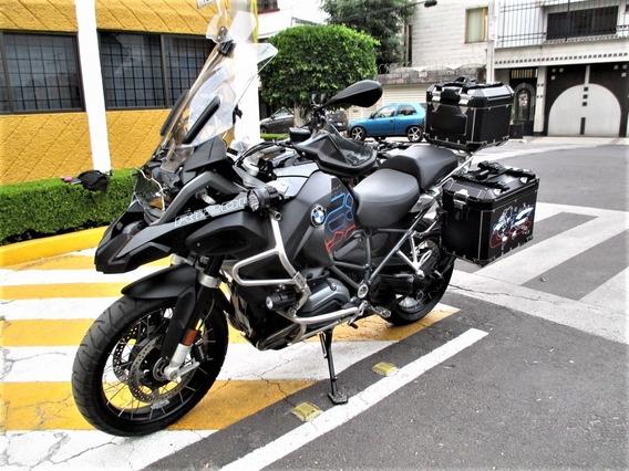 Bmw Gs R1200 Adventure 2017