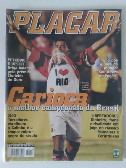 Revista Veja Minha Coleção Placar - Esporte Futebol Romário