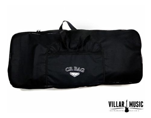 Bag Capa Teclado 5/8 Acolchoada Casio Roland Yamaha Loja