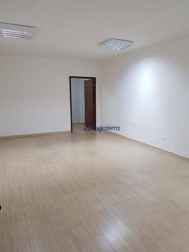 Loja À Venda, 132 M² Por R$ 185.000,00 - Centro - Londrina/pr - Lo0036
