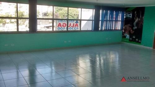 Imagem 1 de 8 de Sala Para Alugar, 75 M² Por R$ 800,00/mês - Jardim Do Mar - São Bernardo Do Campo/sp - Sa0114