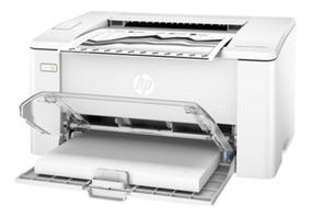 Impressora Laserjet Hp Wifi Toner M-102w Pro Cabo Usb