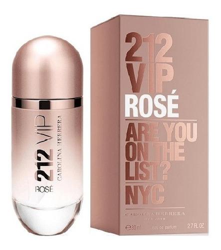 212 Vip Rose Carolina Herrera Edp 80ml(m)/ Parisperfumes Spa