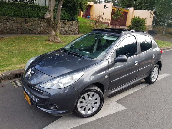 Peugeot 207 Compact1600 Techo Panoramico Full Equipo Doble A