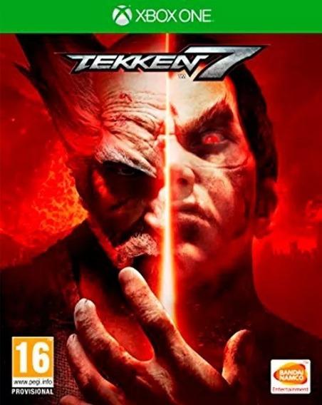 Tekken 7 Xbox One Digital Online +1 Jogos Grátis