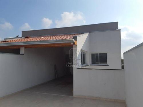 Cobertura Com 2 Dormitórios À Venda, 104 M² Por R$ 290.000 - Jardim Santo Alberto - Santo André/sp - Co3862