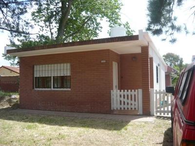 Casa Para 6 Personas 2 Dormitorios ,comedor,cocina