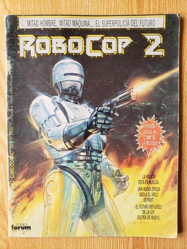 Imagen 1 de 1 de Robocop 2 (ediciones Forum)