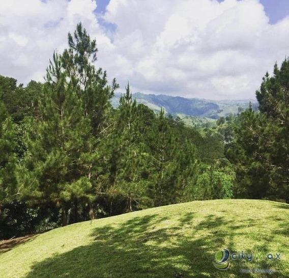 Terreno De 4,027 Mts En Jarabacoa, Monteverde