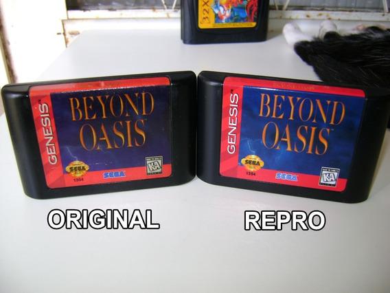 Beyond Oasis Em Português Para Mega Drive