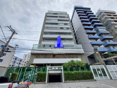 Apartamento Com 1 Dorm, Canto Do Forte, Praia Grande - R$ 240 Mil, Cod: 1547 - V1547