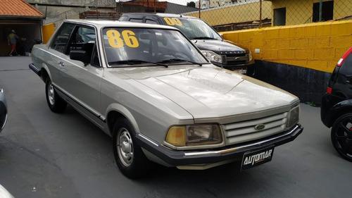 Imagem 1 de 15 de  Ford Del Rey L 1.6 Placa Preta - Certificado