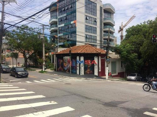 Loja Para Alugar, 70 M² Por R$ 8.000,00/mês - Vila Madalena - São Paulo/sp - Lo0420
