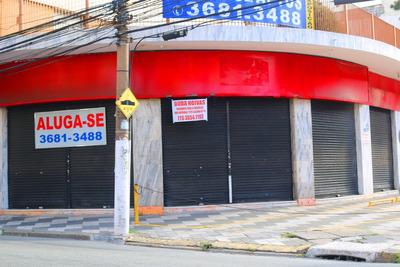 Loja Comercial Para Alugar No Centro De Osasco
