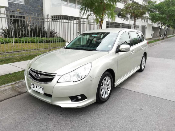 Subaru Legacy Station 2010 Outback Full 4x4 Impecable