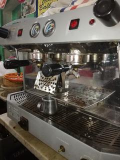 Maquina De Cafe, Cafetera Gastronomica, Rina Plus Dual