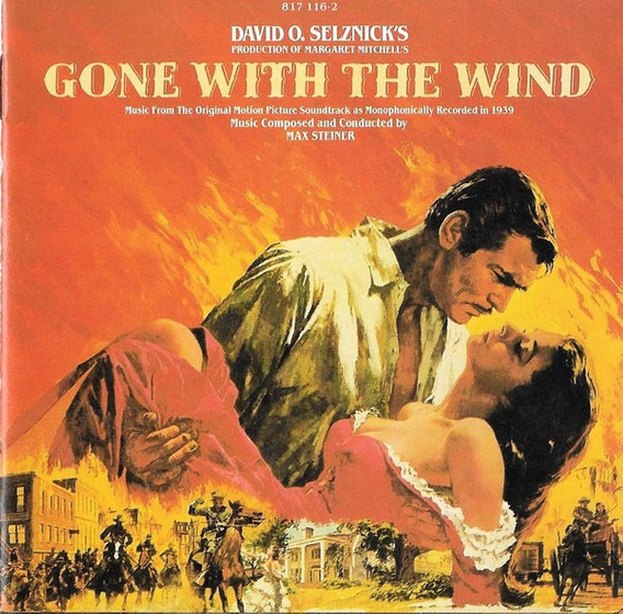 Gone With The Wind - Trilha Sonora Original