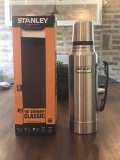 Termo Classic Stanley 1lt Original Cebador Tapa Taza 236ml