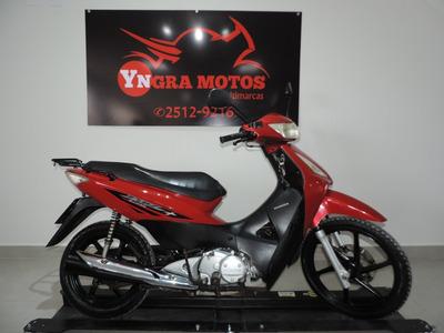 Honda Biz 125+ 2010