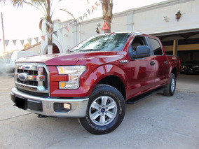 Ford Lobo 5.0l Xlt Cabina Doble 4x4 At 2015