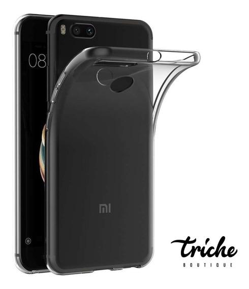 Funda Case Tpu Transparente Suave Flexible Xiaomi Mi A1