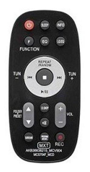 Controle Som Lg Akb36638215- Mcv904- Mcs704f-mcd C01208