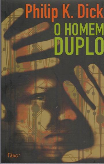 Livro O Homem Duplo Philip K. Dick