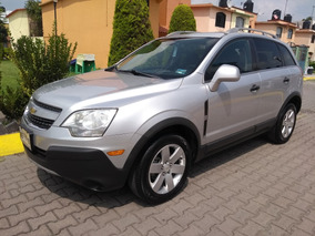Chevrolet Captiva Sport 4 Cilindros Mp3 Usb Aux Air Bag Abs