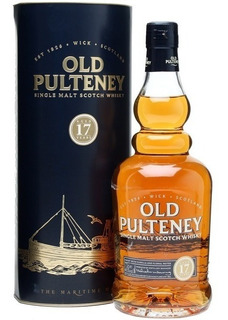Dia Del Padre Whisky Old Pulteney 17 Años Single Malt C/lata