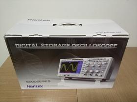 Osciloscópio Hantek Dso4102c 2ch 100 Mhz + Gerador De Função