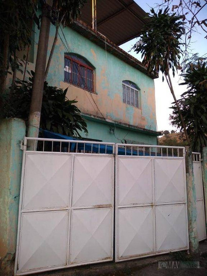 Casa Com 6 Dormitórios À Venda, 400 M² Por R$ 195.000,00 - Ponto Chic - Nova Iguaçu/rj - Ca0236