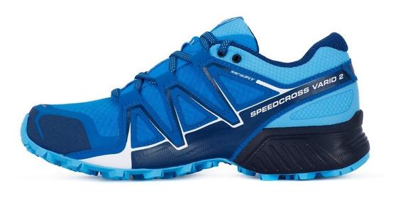 Zapatillas Salomon Speedcross Vario 2 Mujer (400714)+regalo