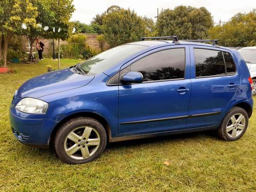 Volkswagen Fox 2008 1.6 Comfortline 5 P