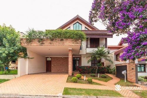 Imagem 1 de 20 de Casa À Venda, 320 M² Por R$ 1.390.000,00 - Condomínio Granja Olga Ii - Sorocaba/sp - Ca1819