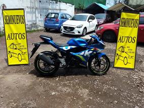 Suzuki Gsxr 150 2018 Nueva 150 Kilometros